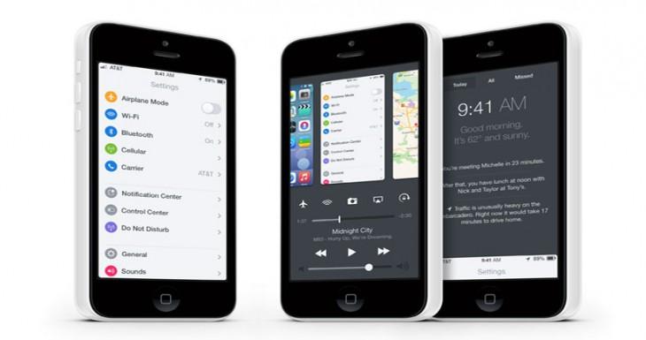 Un genial concepto de iOS 8 en el que se mezcla la multitarea y el control center