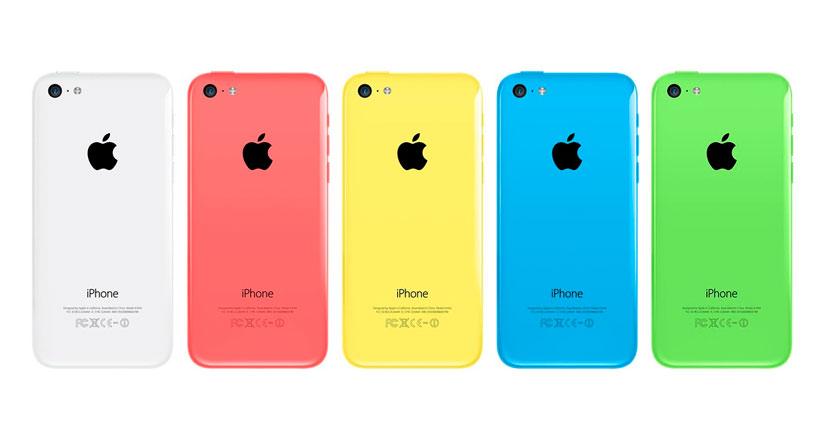 ¿Por qué fracasó el iPhone 5C?