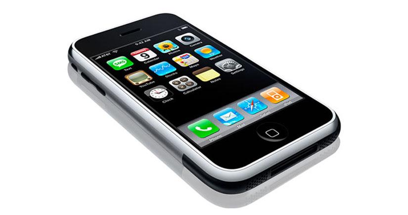 """El iPhone de primera generación no era """"un gran teléfono"""", según uno de sus creadores"""