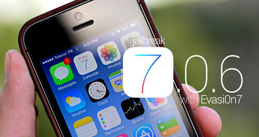 Cómo hacer JailBreak a iOS 7.0.6 con Evasi0n7 oficial
