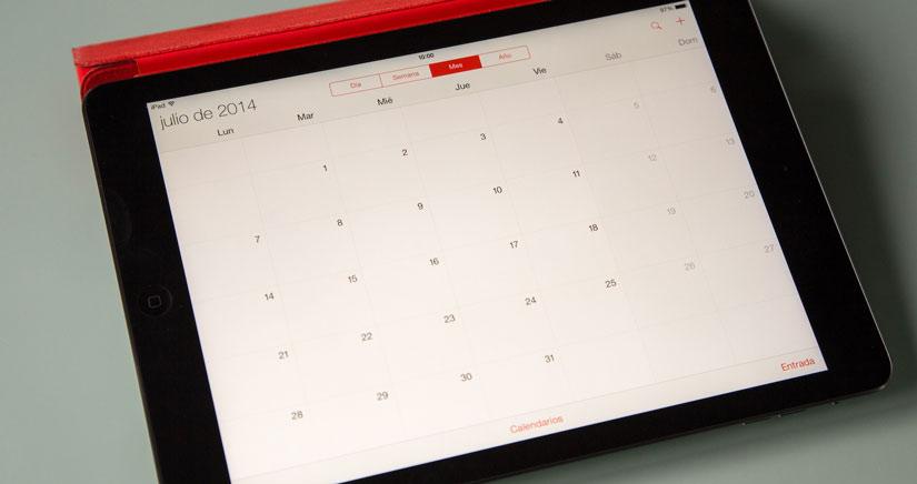 Cómo tener las funciones del calendario de iOS 7.1 en iOS 7.0/7.0.6