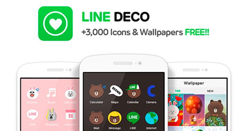 Cómo cambiar los iconos de tu iPhone con LINE… Ver para creer