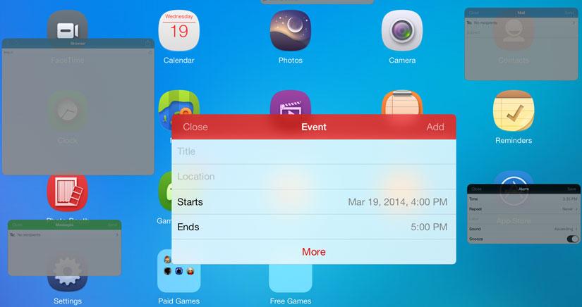 Prowidgets: El Tweak con Ventanas interactivas que revolucionarán por completo tu dispositivo