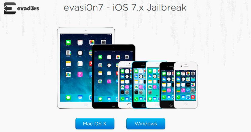 ¿Problemas con el JailBreak? Actualiza a Evasi0n 1.0.7 para solucionarlos