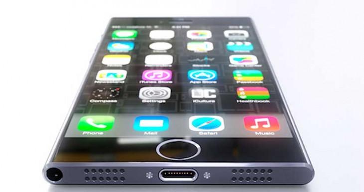 Concepto de iPhone 6 inspirado en el iPod Nano, bonito…