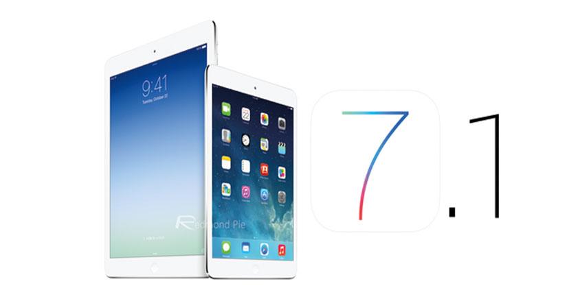 Dos nuevos modelos de iPad descubiertos en iOS 7.1