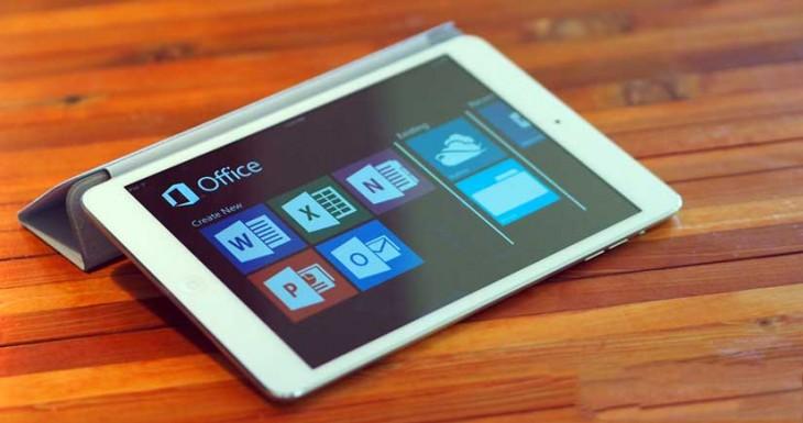 Office para iPad llega y hace gratuitas las aplicaciones para iPhone y Android (Totalmente)