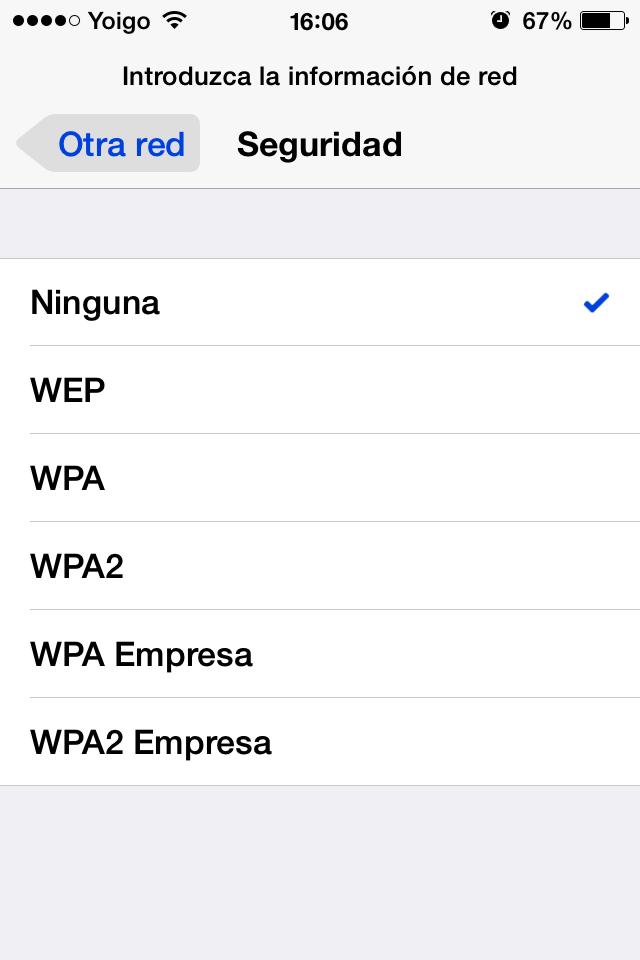 Cómo Conectarte A Una Red Wifi Oculta Desde El Iphone Iphonea2