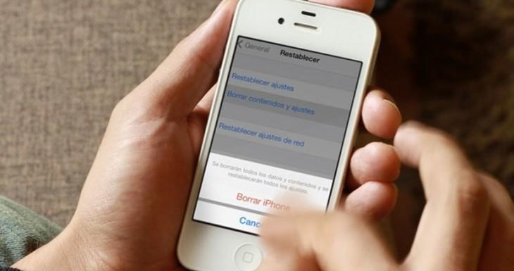 Cómo borrar los datos personales de tu iPhone o iPad [Abrakadabra LXXVII]