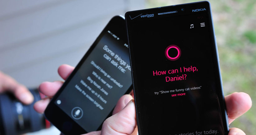Comparativa: SIRI Vs. Cortana Vs. Google Now [Vídeo]