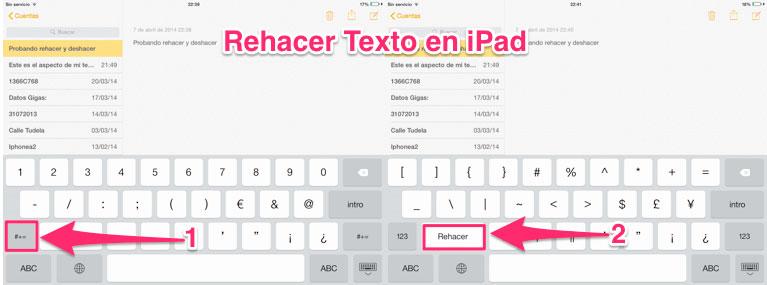 Deshacer-reahacer-iPad