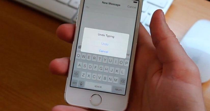 Cómo deshacer y rehacer texto escrito en tu iPhone y iPad [Abrakadabra LXXII]