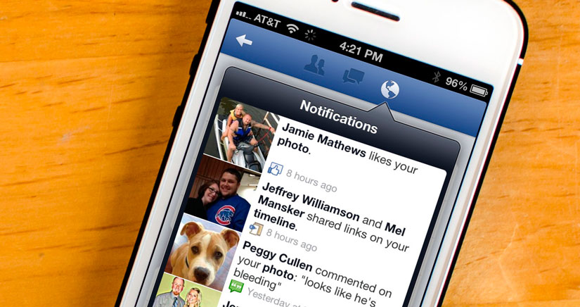 Por que Facebook se está comiendo la batería de tu iPhone y cómo impedirlo…