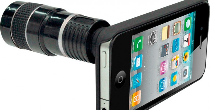 Apple podría introducir lentes intercambiables para la cámara en próximos iPhone