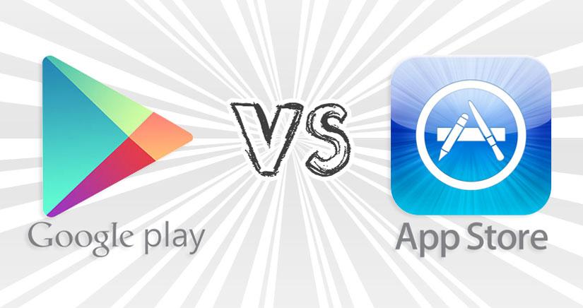 Apple y Google ofrecerán incentivos a programadores de juegos para tenerlos en exclusiva en sus tiendas