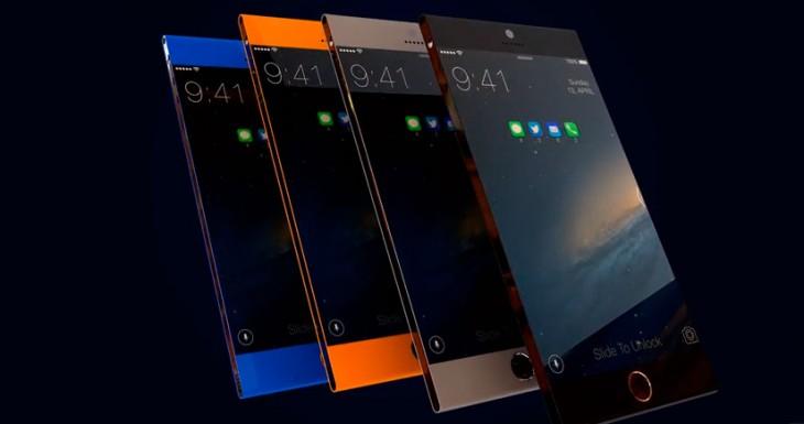 Un iPhone 6 Futurista, con un controlador para juegos y Hermoso… [Vídeo Concepto]