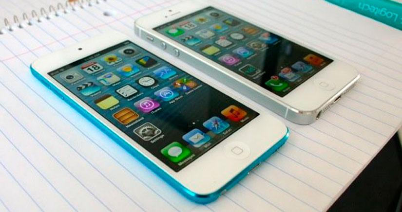 El iPod Touch genera el doble tráfico Web que Windows Phone y Blackberry juntos…