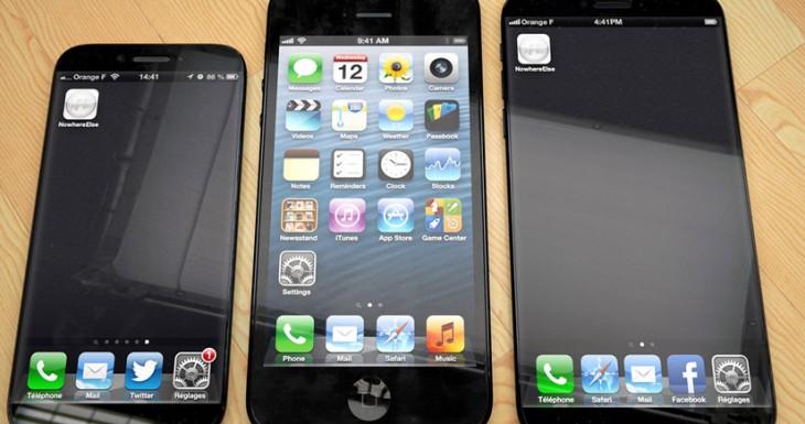 iPhone 6: Las pantallas de 4,7 pulgadas se fabricarán a partir de Mayo y problemas con las de 5,5 pulgadas