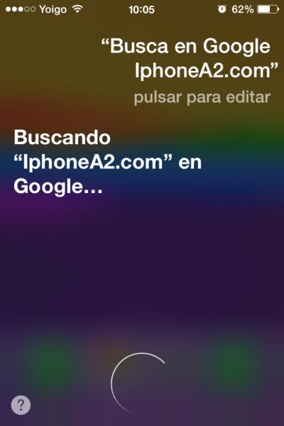 iphoneA2 google