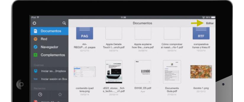Cómo pasar un documento de Pages hasta iOS desde Mac sin iCloud