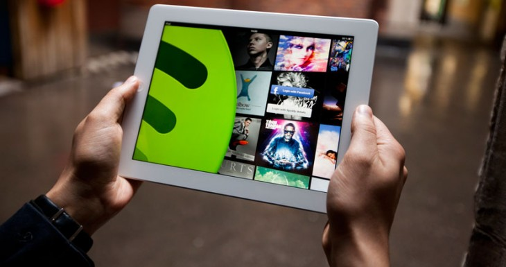 Cómo sincronizar tu música del iPhone o iPad con Spotify