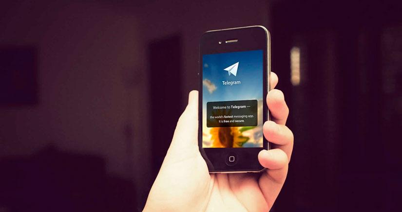 Cómo usar Telegram en el iPad totalmente adaptada a su pantalla