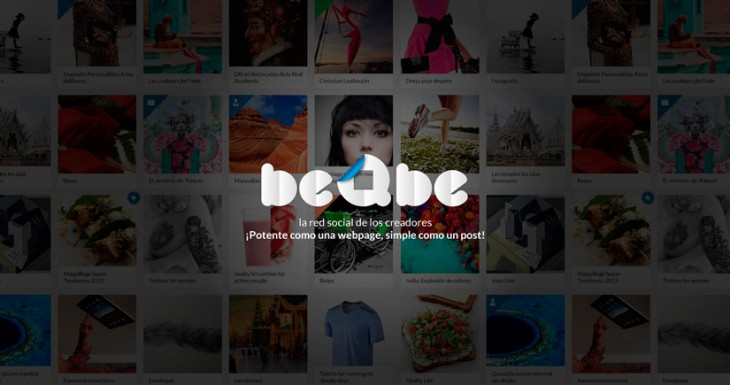 Beqbe, Almacena contenido, compártelo, haz cosas bonitas fácilmente….