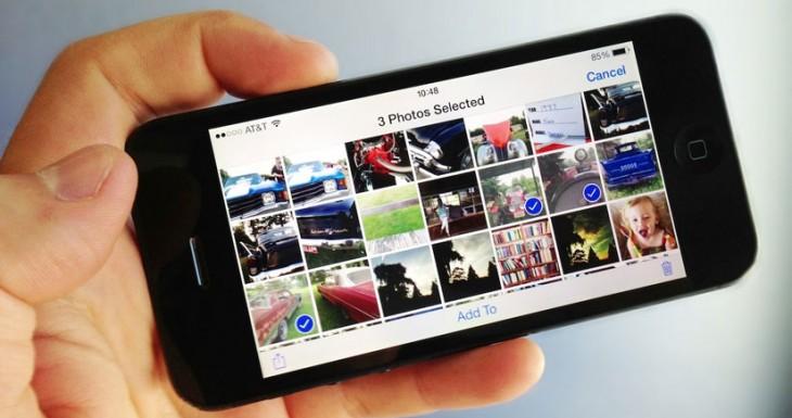 Cómo borrar un lote de Fotos en iOS 7 en tu iPhone o iPad [Abrakadabra 91]