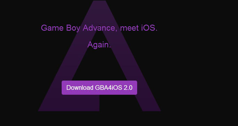 GBA4IOS vuelve a estar disponible para descargar tras la advertencia de Nintendo