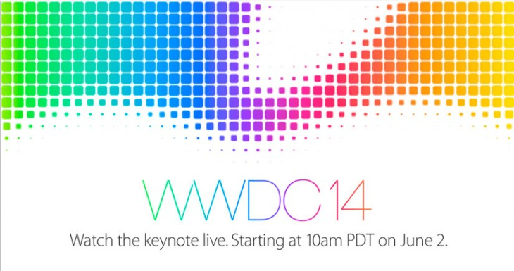 Cobertura en directo de la WWDC 2014 [iA2]