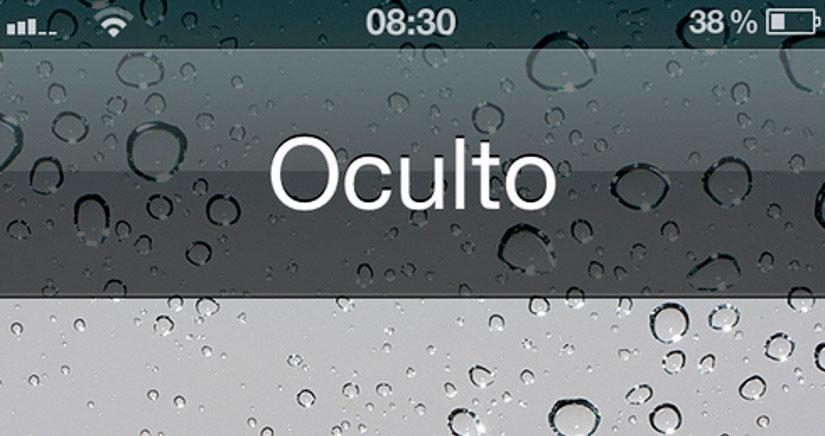 Cómo llamar con número oculto desde el iPhone