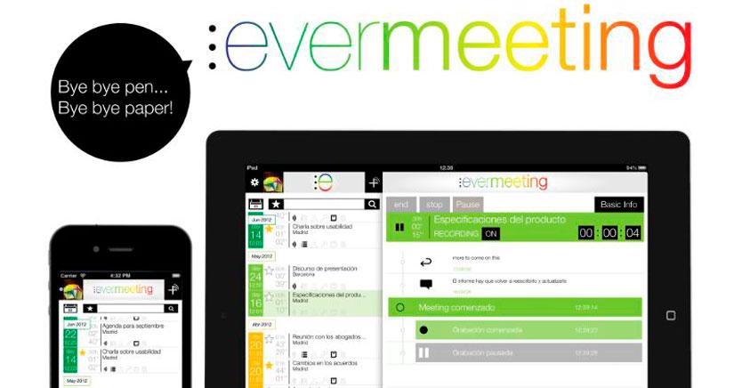 Evermeeting, no te pierdas nada de tus reuniones ni de tu vida con esta App