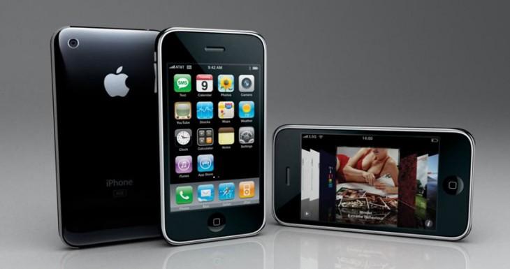 La primera aplicación que instalé en mi iPhone fue….