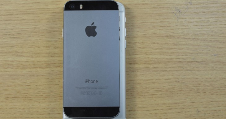Comparación en detalle del tamaño del iPhone 6 Vs iPhone 5S
