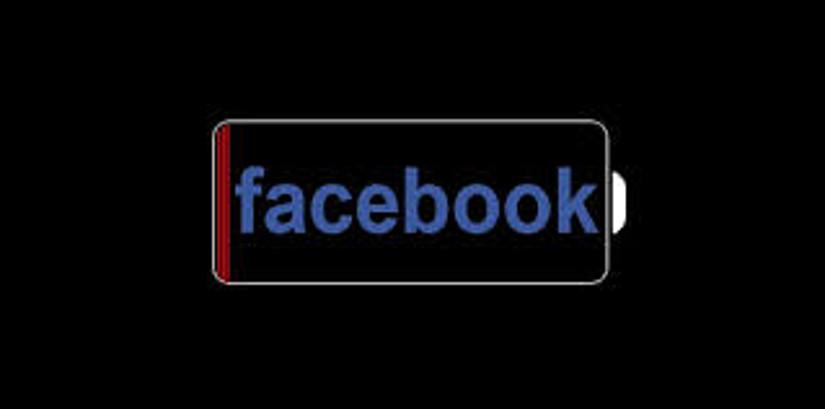 Cómo evitar que Facebook agote la batería de tu iPhone o iPad.