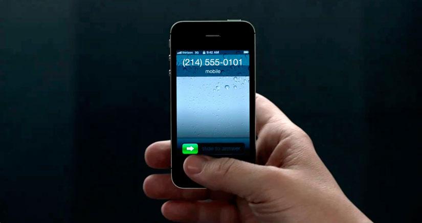 Cómo ver la hora actual cuando recibes una llamada en el iPhone [Abrakadabra 90]