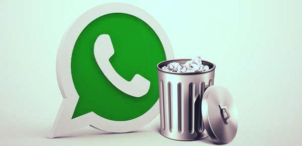 Cómo liberar espacio de almacenamiento en Whatsapp