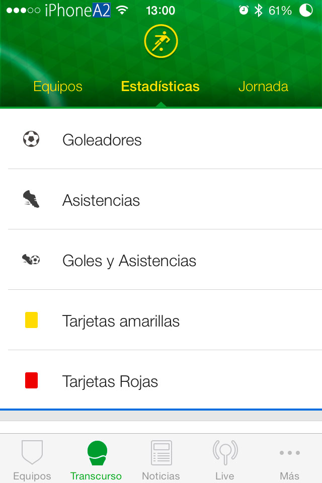 App Mundial Brasil iPhone
