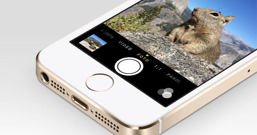 Fotos en iOS 8: todas las opciones manuales en cualquier aplicación