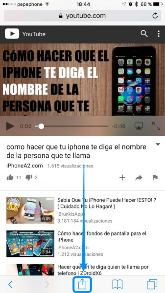 Descargar-videos-de-youtube-iPhone