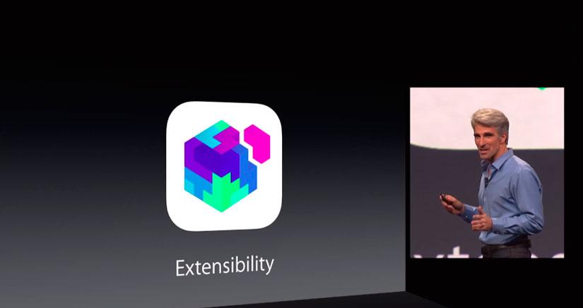 Las extensiones de iOS 8, lo mejor del nuevo sistema operativo, te explicamos porqué
