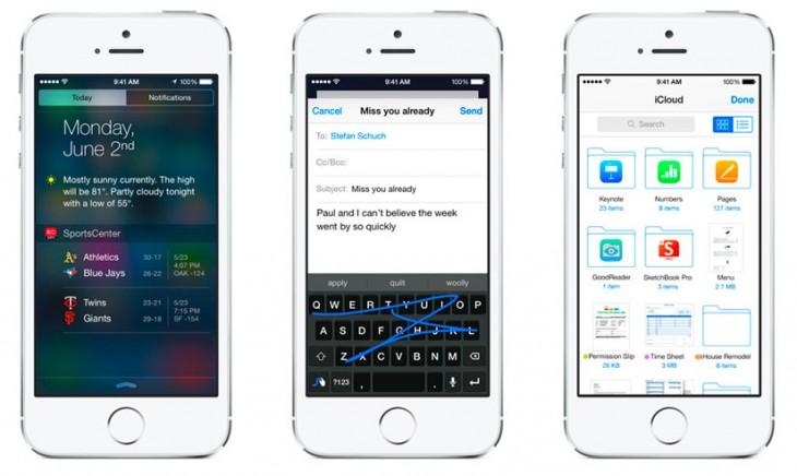 Un vídeo muestra lo increíbles que serán las extensiones de iOS 8