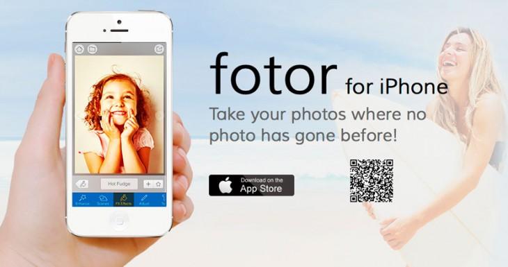 Fotor, la completa App de edición de fotos con todas las compras InApp Gratis