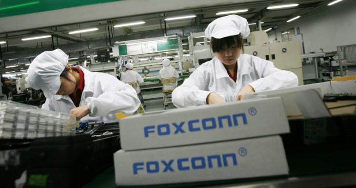 100.000 nuevos empleados para fabricar el iPhone 6 en Foxconn