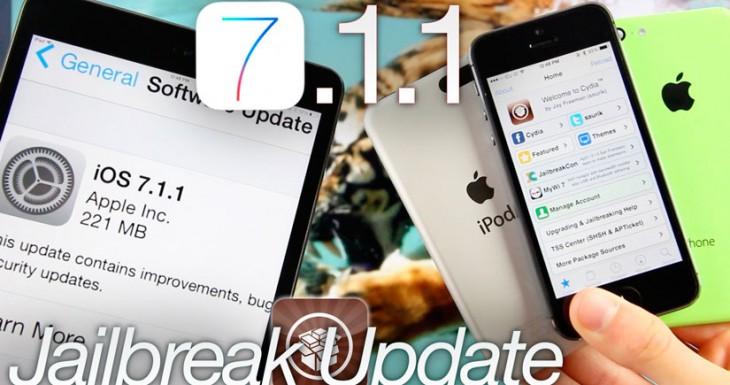 Un JailBreak para iOS 7.1.1 es Más que probable, según iH8sn0w…