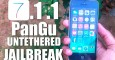 Cómo hacer jailBreak a iOS 7.1.1 con Pangu [Tutorial]