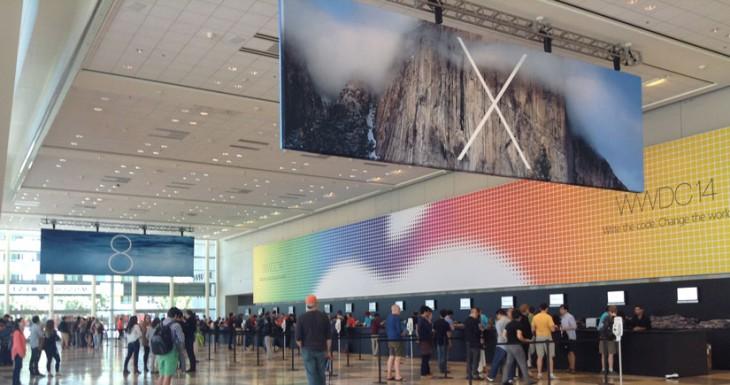 Así se ve la WWDC por dentro cuando Apple te invita a ir….