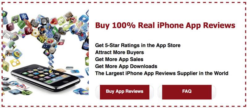 Reseñas-falsas-App-Store