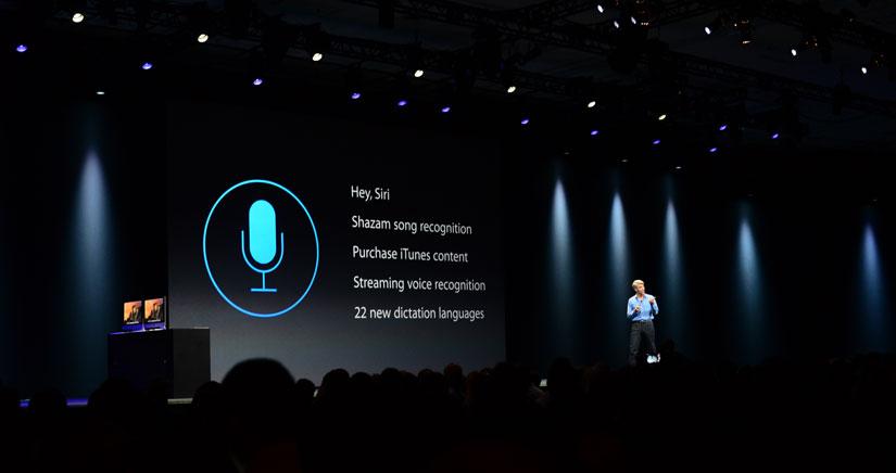 iOS 8 llega con nuevas características para Siri [Vídeo]