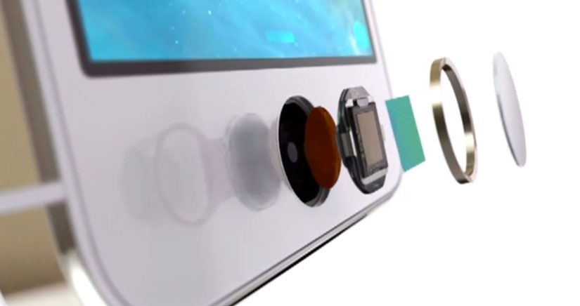 Touch ID mejorado en iPhone 6, iPad Air 2 y iPad Mini 3